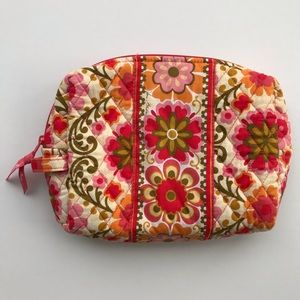 Vera Bradley Folkloric Cosmetics Bag